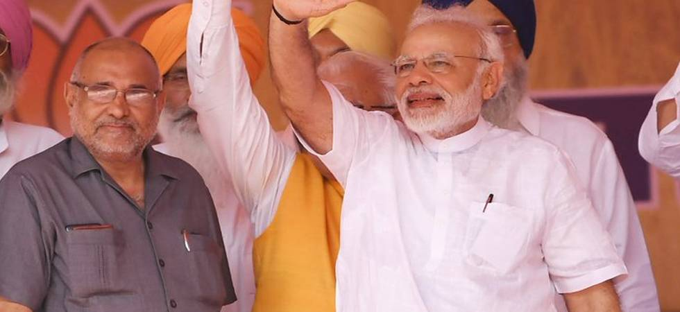 With eye on 2019 polls, PM Modi to address famers' rally in Midnapur today