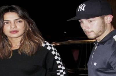 Priyanka and Nick enjoy double date with Joe Jonas, Sophie Turner