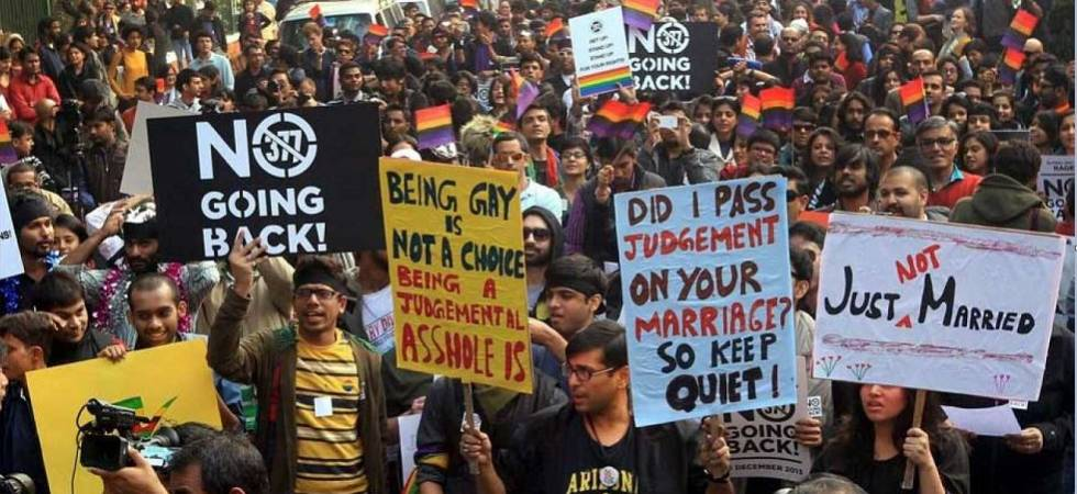 Supreme Court reserves order on Section 377 (File Photo)