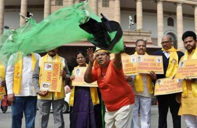 Monsoon Session: TDP to move no confidence motion against Modi government