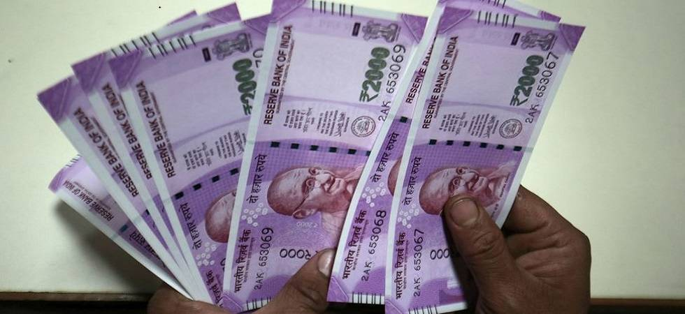 FBIL sets rupee reference rate at 68.2978 against dollar