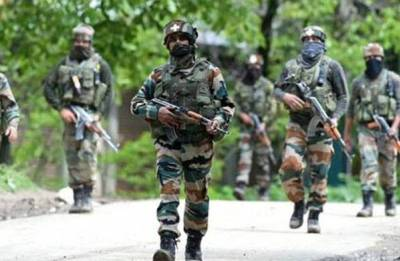 Top officials review security situation in Kulgam