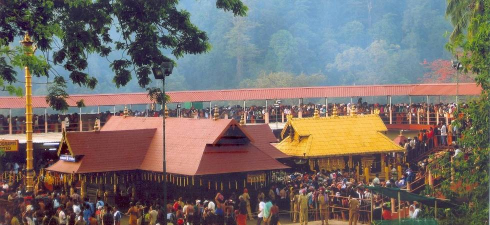 The Supreme Court begins hearing on the issue of ban on entry of women between 10 and 50 years of age in Sabarimala Temple (File Photo)