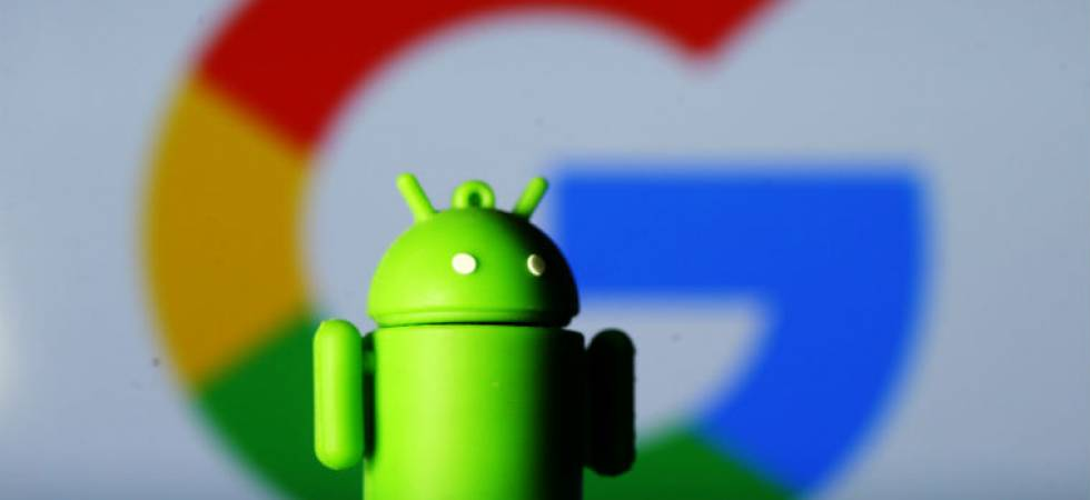 Google hit with record 4.3-bn-euro EU fine over Android (File Photo)