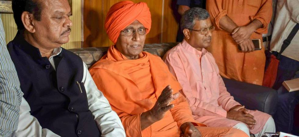 No arrests in Swami Agnivesh attack yet (Photo Source; PTI)