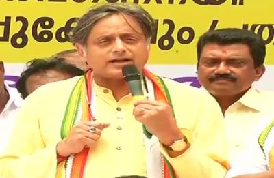 'Have they started a Taliban in Hinduism?' Shashi Tharoor on 'go to Pakistan' slogan