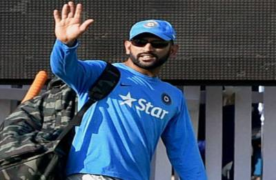 MS Dhoni set to RETIRE after England series?