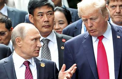 Helsinki news conference was 'strong', says Donald Trump