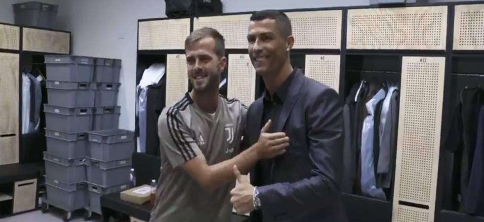 Cristiano Ronaldo signing 'huge coup,' for Juventus says Miralem Pjanic  (Photo: Juventus Twitter)