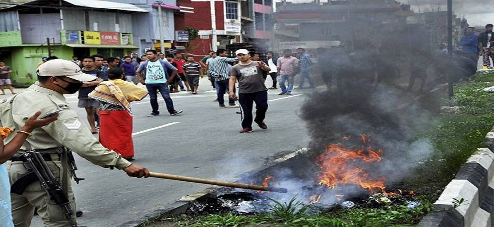 Day 2 of strike called by students' union paralyses life in Manipur (Representative Image)