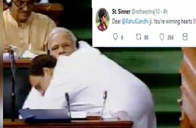 #BhookampAaGaya: How Twitterati reacted to Rahul Gandhi's speech in Lok Sabha