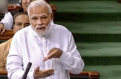 No-Confidence Motion against NDA government rejected; 325 MPs voted NO