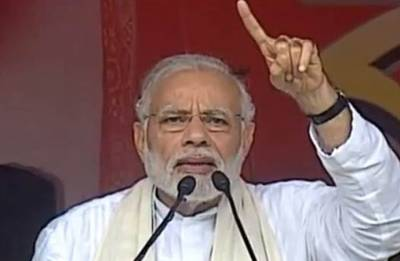 'Today is important day in our Parliamentary democracy', tweets PM Modi ahead of no-confidence motion