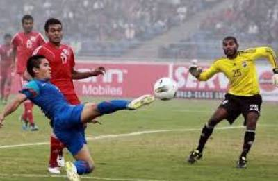 First in 21 years: India to play China in football friendly