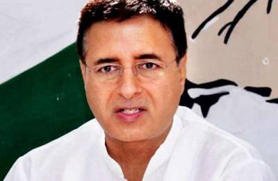 Rahul Gandhi's 'Jadu ki Jhappi' can stop winds of hatred: Randeep Surjewala