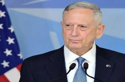 Mattis seeks waivers from sanctions for some countries
