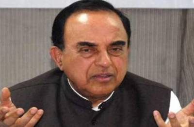 PM Modi should get medically tested after Rahul Gandhi's hug, says Subramanian Swamy