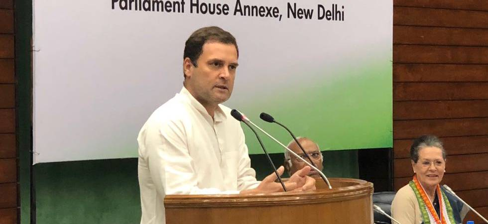 Rahul Gandhi smells 'scam' in Rafale deal, says defence minister doing flip flops on secrecy clause