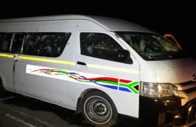 Gunmen in South Africa attack taxi drivers; 11 killed, 4 critically injured