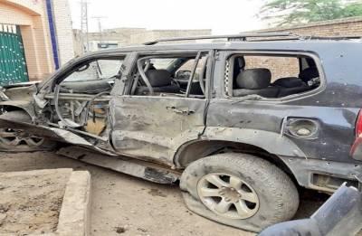 PTI candidate injured in suicide blast in northwest Pakistan; 2 killed