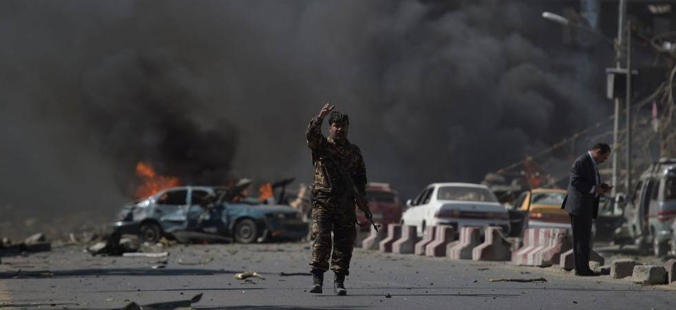 11 killed and 14 injured after blast near Kabul airport following VP Dostum's arrival: officials