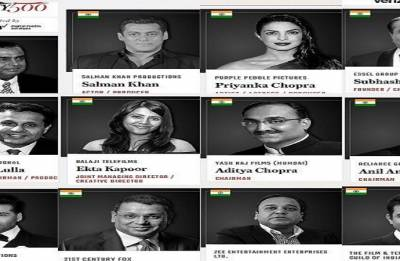 Ambani brothers, Salman, Priyanka among Variety's top 500 leaders shaping global entertainment industry