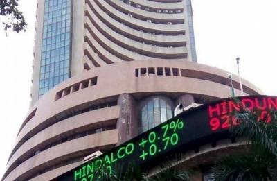 Sensex opens 100 pts higher after GST Council cuts rates