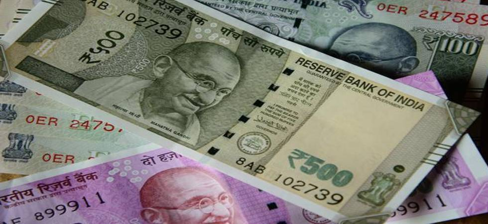 FBIL sets rupee reference rate at 68.7040 against dollar
