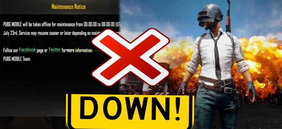 No PUBG for today! Know the REAL reason behind it