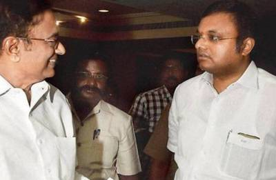 HC quashes CBI's look out circular against Karti Chidambaram