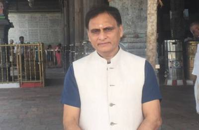 Nominated to Rajya Sabha, RSS ideologue Rakesh Sinha joins BJP