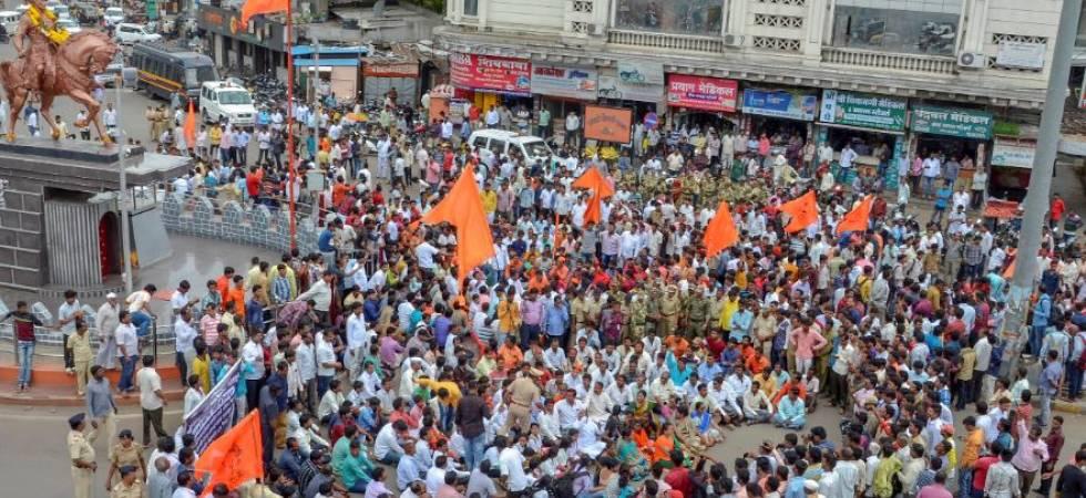 Maratha Kranti Morcha intensifies protest over quota demands (Photo Source: PTI)