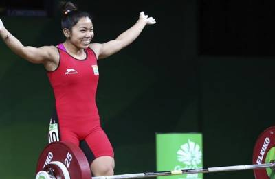 Asian Games: pain subsides, hope floats for Mirabai Chanu