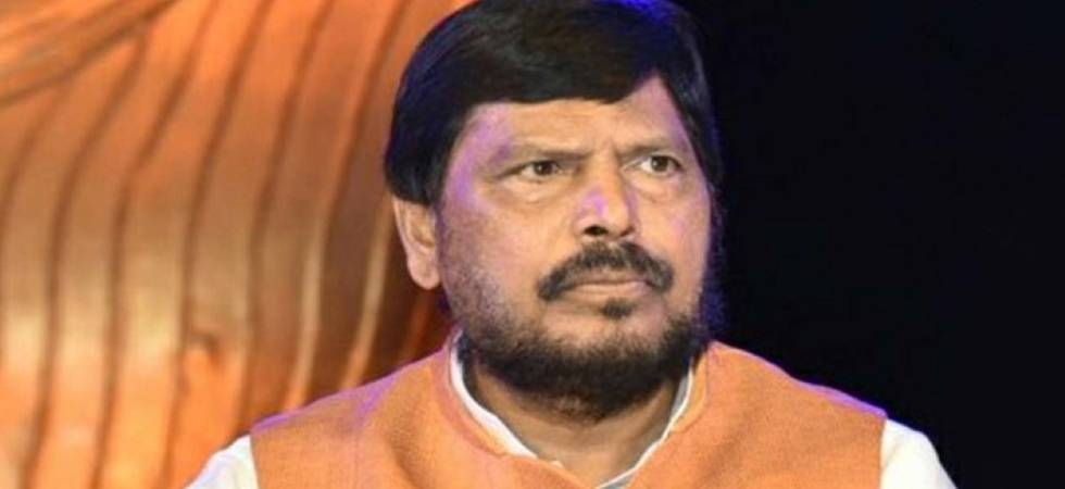 Maratha Reservation should go up from 50 pc to 75 pc: Ramdas Athawale (File Photo)