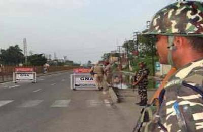 Prohibitory order imposed in Manipur district for two months