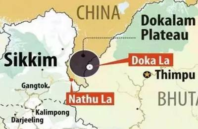 India denies reports of China resuming its activities in Doklam
