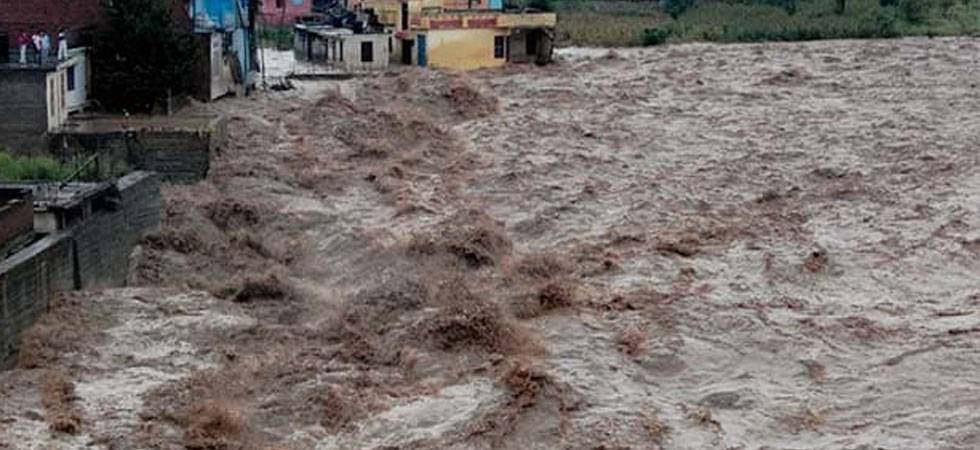 Villager washed away in flash floods, another rescued (Representative Image)