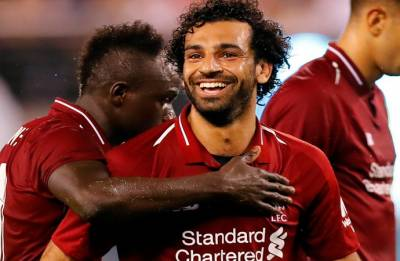Mohamed Salah, Mane on scoresheet as Liverpool defeat Manchester City by 2-1