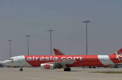 Delhi Police files case after foetus found in AirAsia plane lavatory