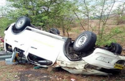 Three killed, 19 injured in road mishap in Yavatmal