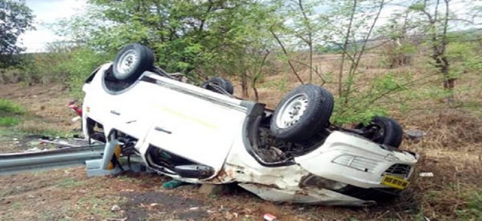 Three killed, 19 injured in road mishap in Yavatmal (Representative Image- PTI)