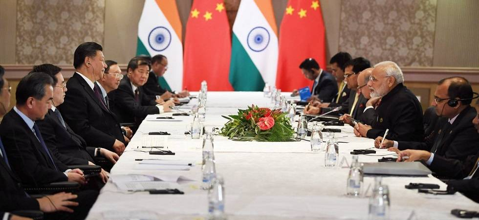 Congress hits out at Modi for not raising Doklam issue at BRICS summit (Photo: Twitter)