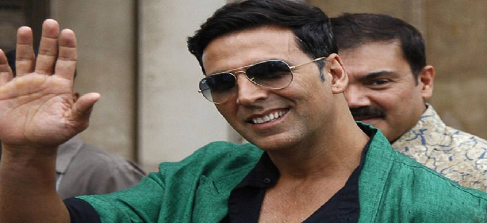 Actor Akshay Kumar (Photo- PTI)