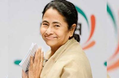 Mamata Banerjee's first response on being Opposition's PM face in 2019