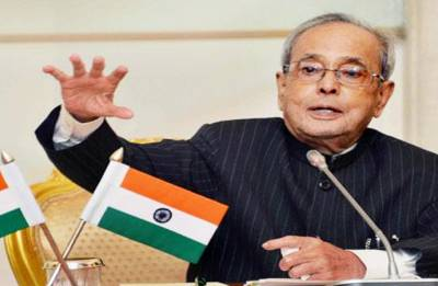 India way behind in happiness ranking despite high GDP, says Pranab Mukherjee