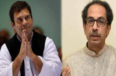 Uddhav gets birthday greetings from Rahul, eyebrows raised