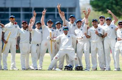 India U-19 crush SL by innings and 147 runs, claim series 2-0
