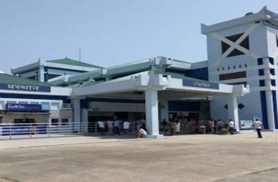 Explosive device found near Imphal International Airport