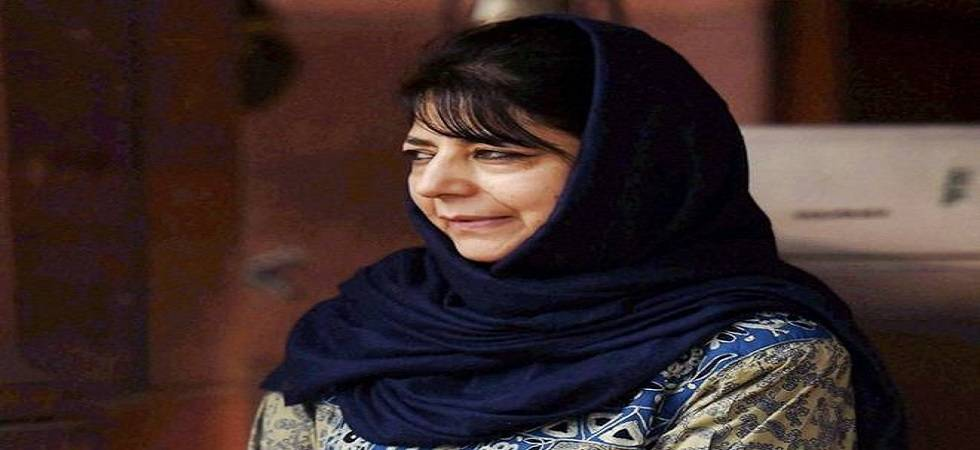 Mufti appeals PM Modi to accept Imran Khan's offer of 'friendship' (File Photo- PTI)