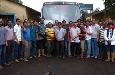 30 Maharashtra university employees on picnic die as bus falls into 500 ft gorge in Raigad